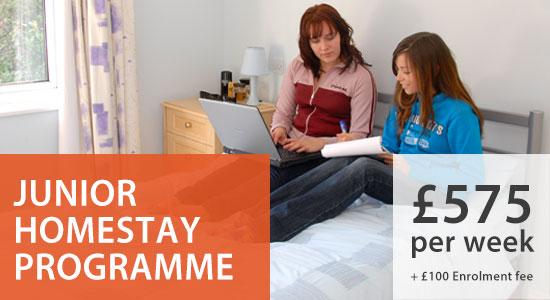 Junior Homestay Programme