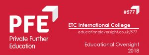 2019 ETC International College